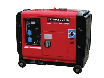 Γεννήτρια πετρελαίου GP8000MA-GP8000MAT